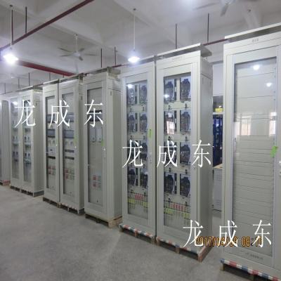 深圳某污水处理plc控制柜项目